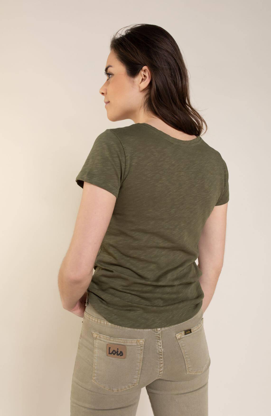 Mos Mosh Dames Marple shirt Groen