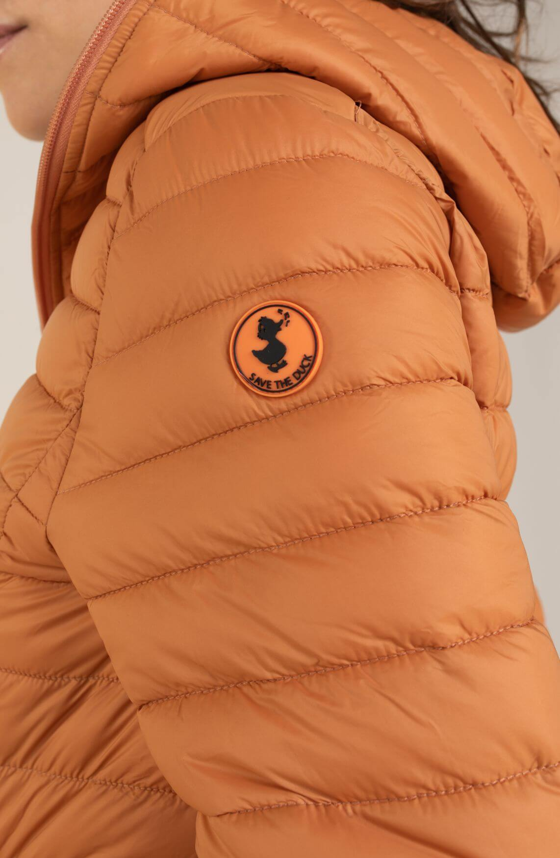Save The Duck Dames Giga jas Oranje