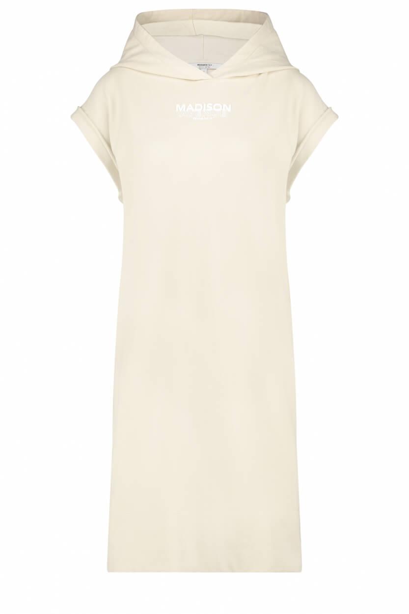 Penn & Ink Dames Sweater jurk Bruin