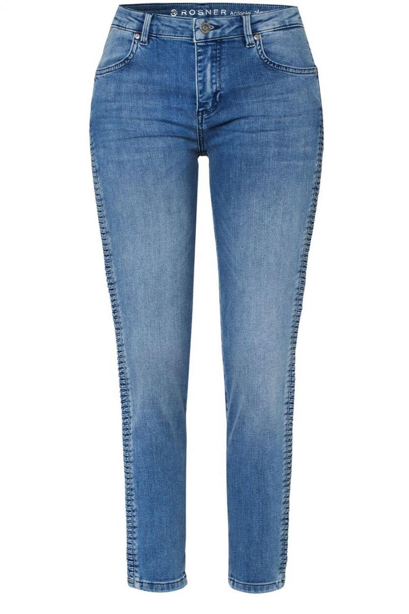Rosner Dames L30 Antonia jeans Blauw