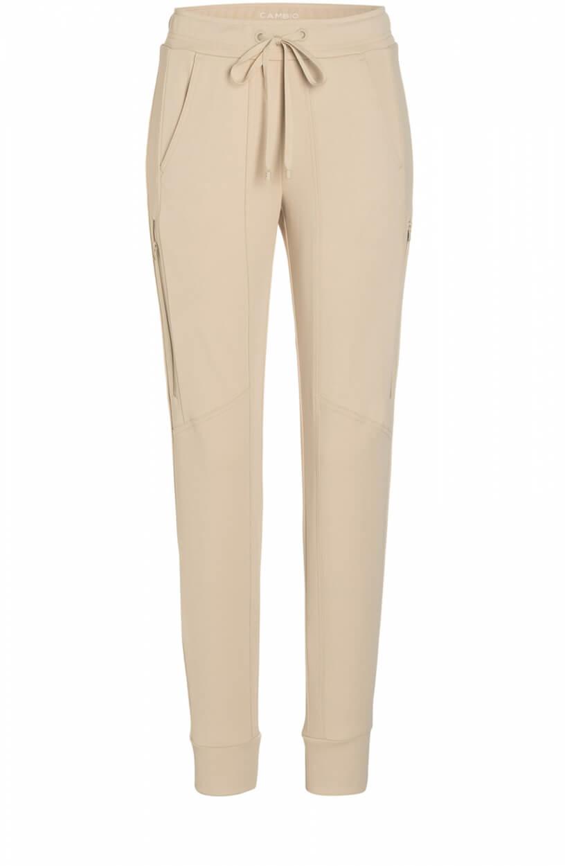 Cambio Dames Jordan pantalon Bruin