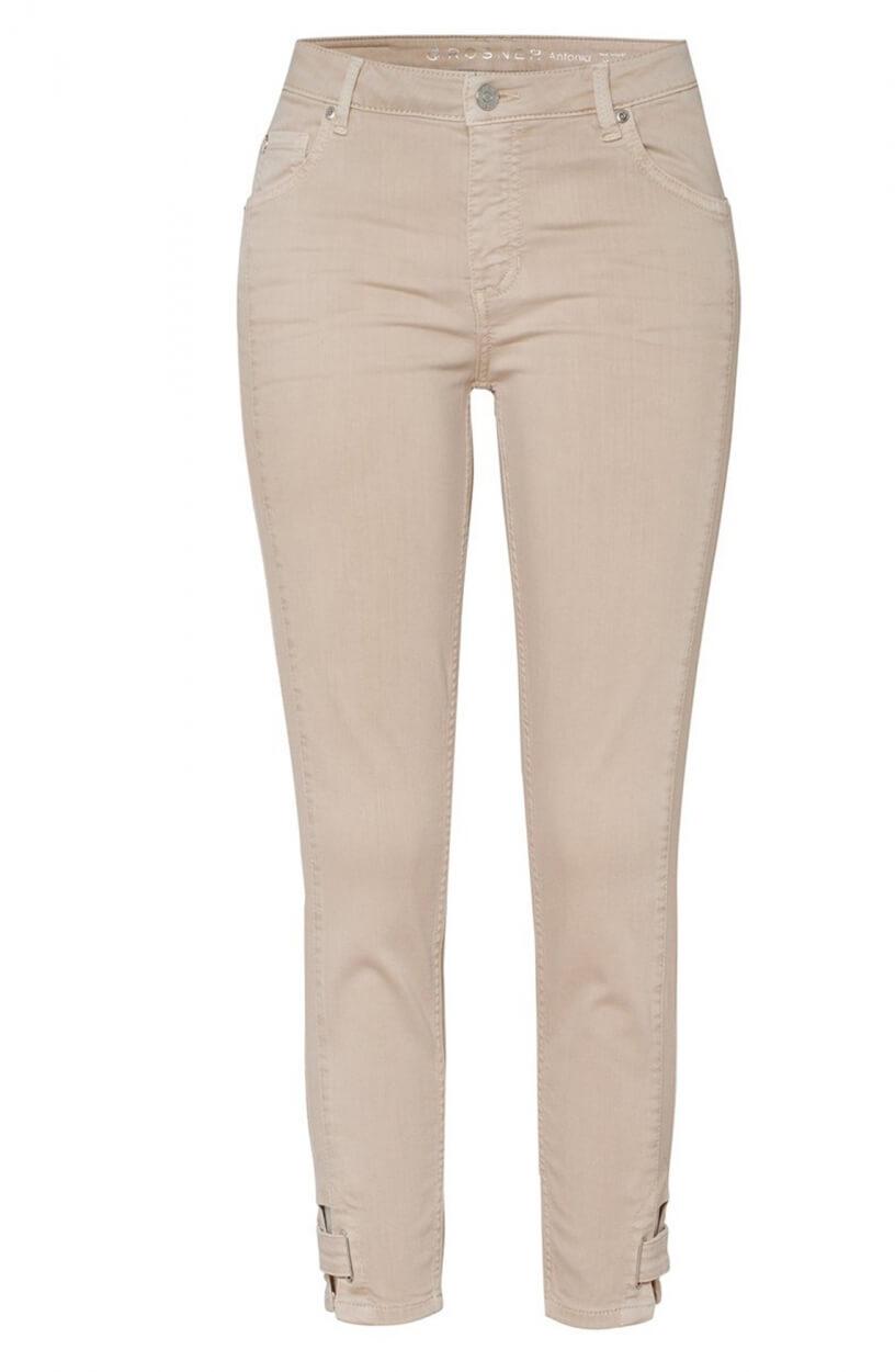 Rosner Dames L28 Antonia jeans Wit