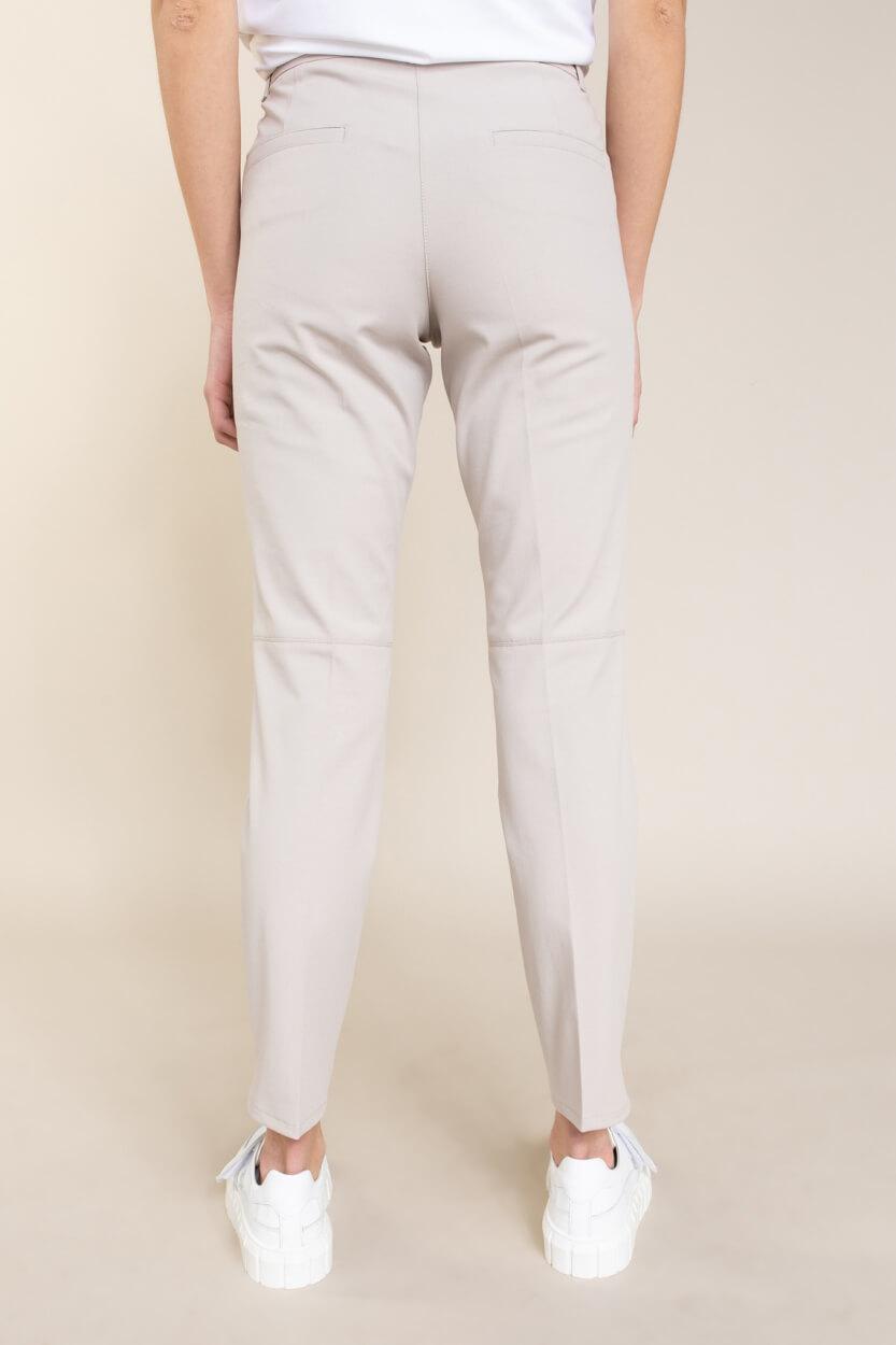 Cambio Dames Rachel pantalon Grijs