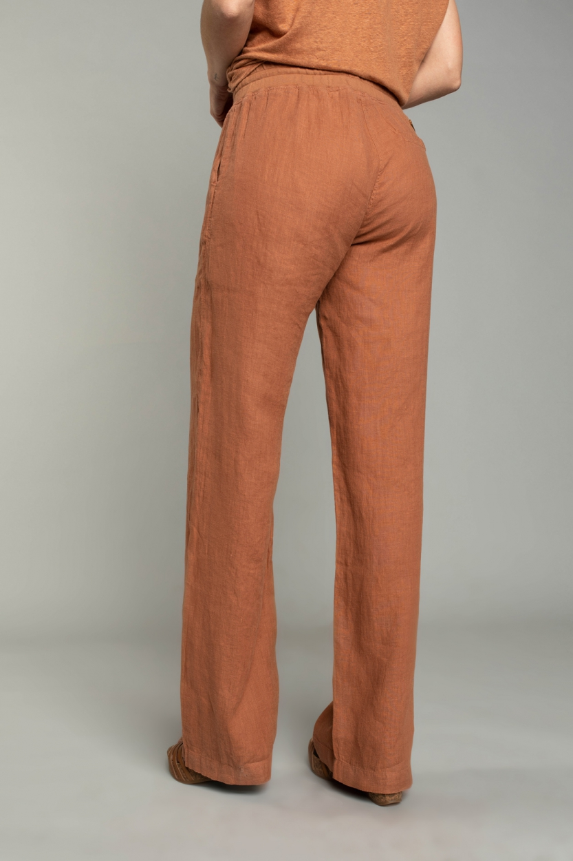 Moscow Dames Percy broek Roze