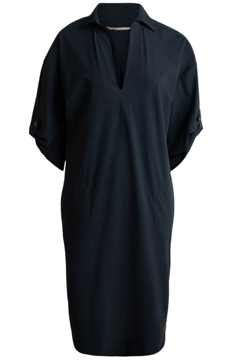 Moscow Dames Love jurk Blauw