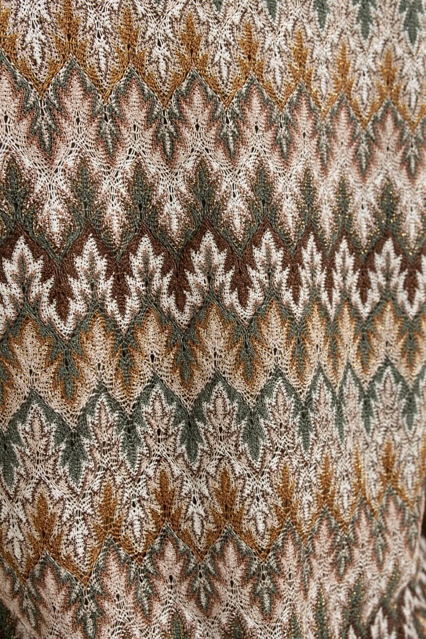 Ana Alcazar Dames Cibellis shirt Bruin