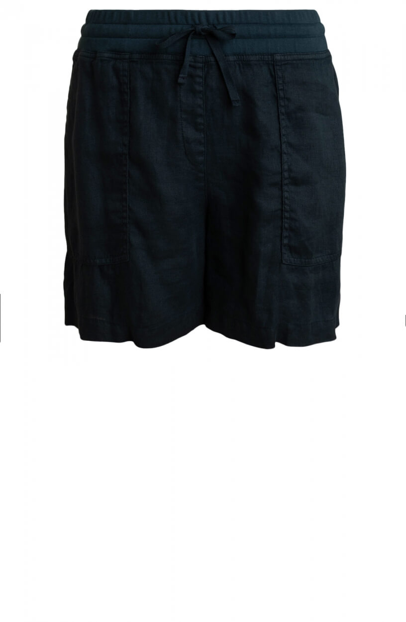Moscow Dames Dare short Blauw