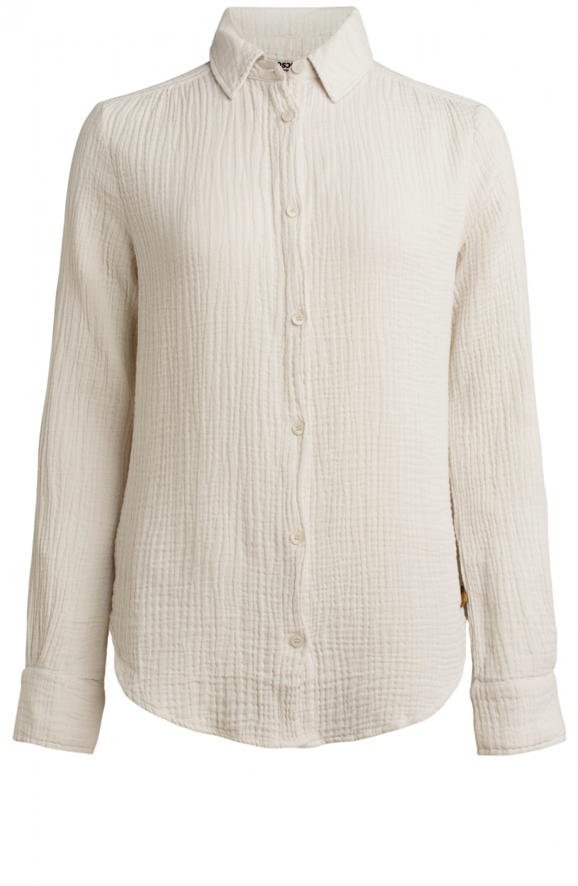 Moscow Dames Patience blouse Wit