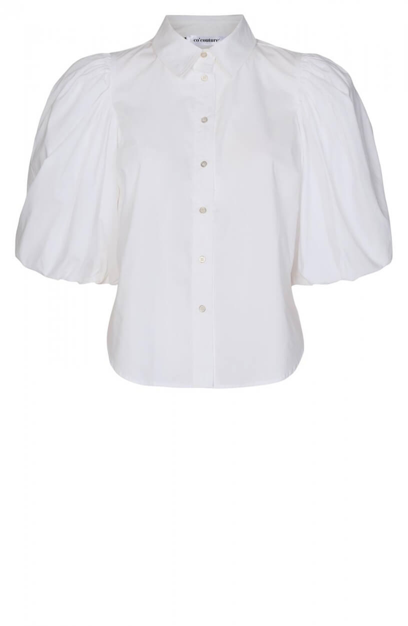 Co Couture Dames Collie blouse Wit
