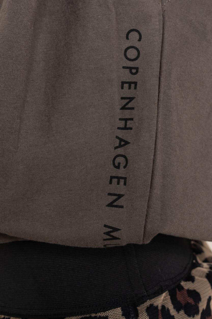 Copenhagen Muse Dames Fay shirt Bruin
