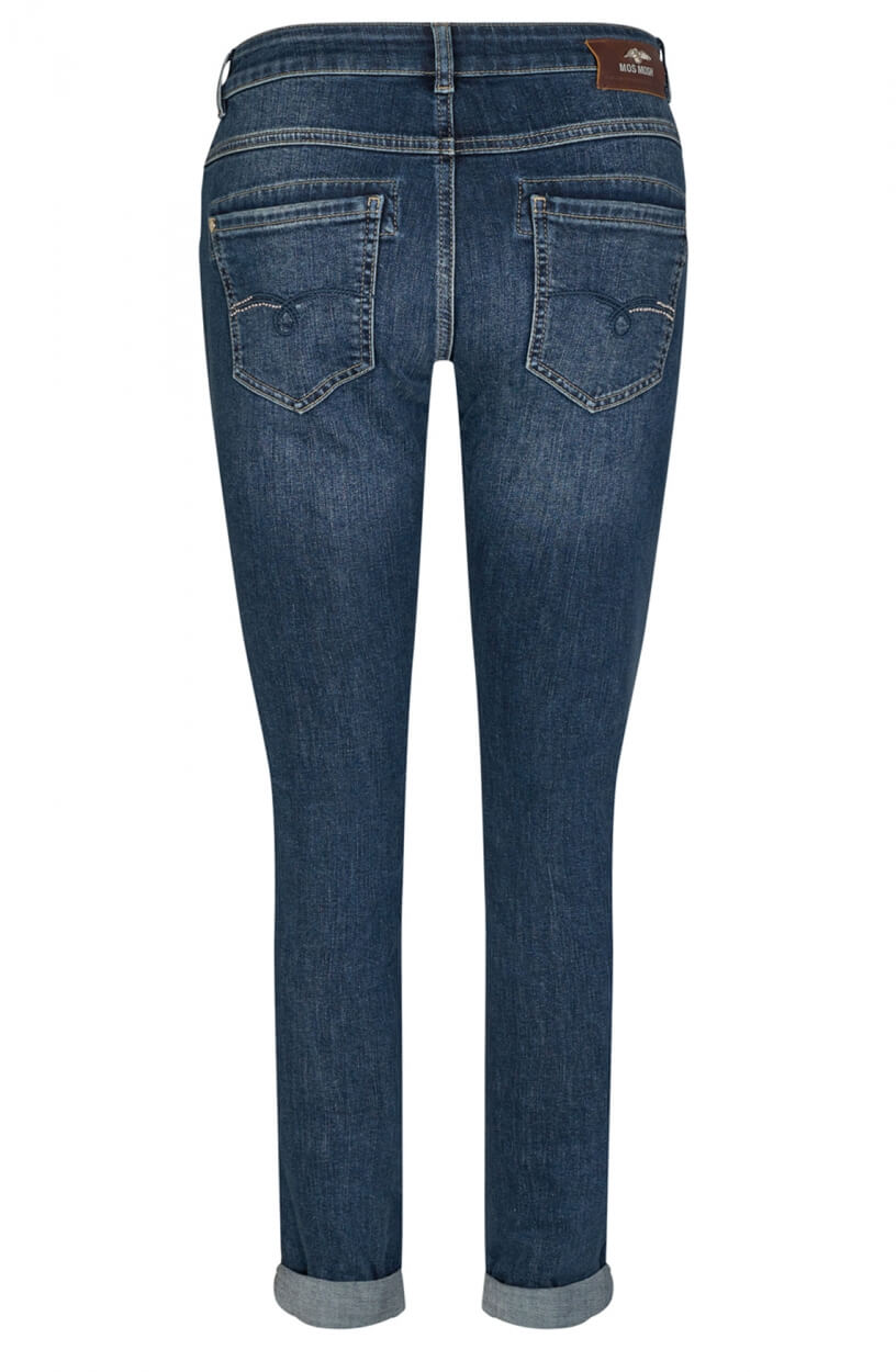 Mos Mosh Dames Nelly jeans Blauw