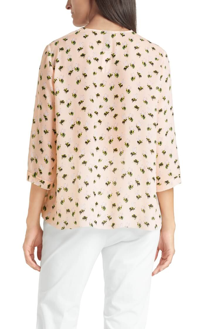 Marccain Dames Bee blouse Rood