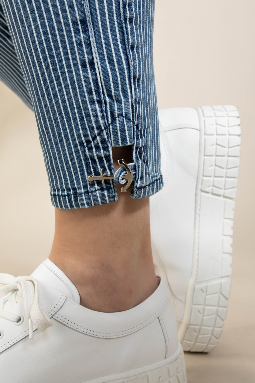 Rosner Dames L28 Audrey jeans Blauw