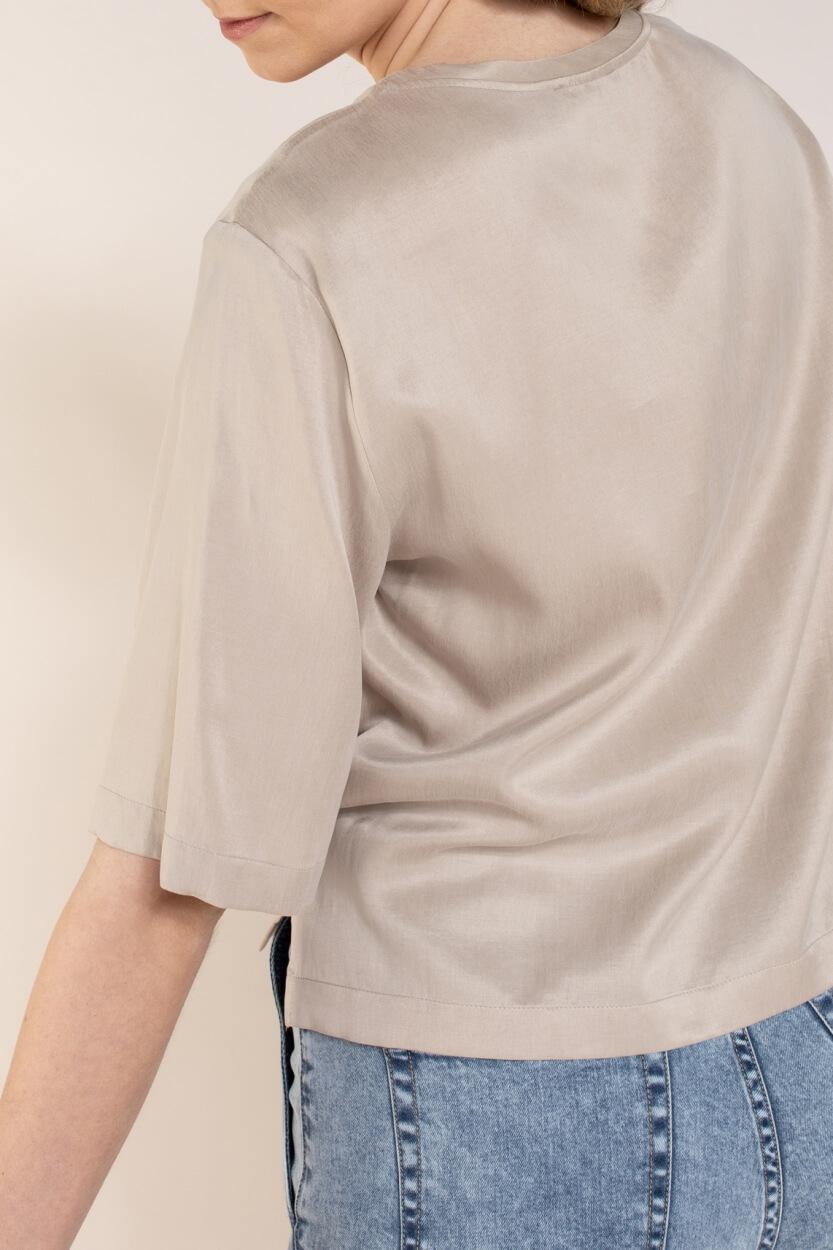 Drykorn Dames Diedra shirt Bruin