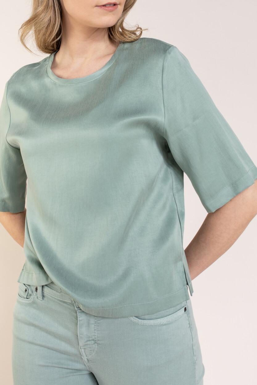 Drykorn Dames Diedra shirt Groen