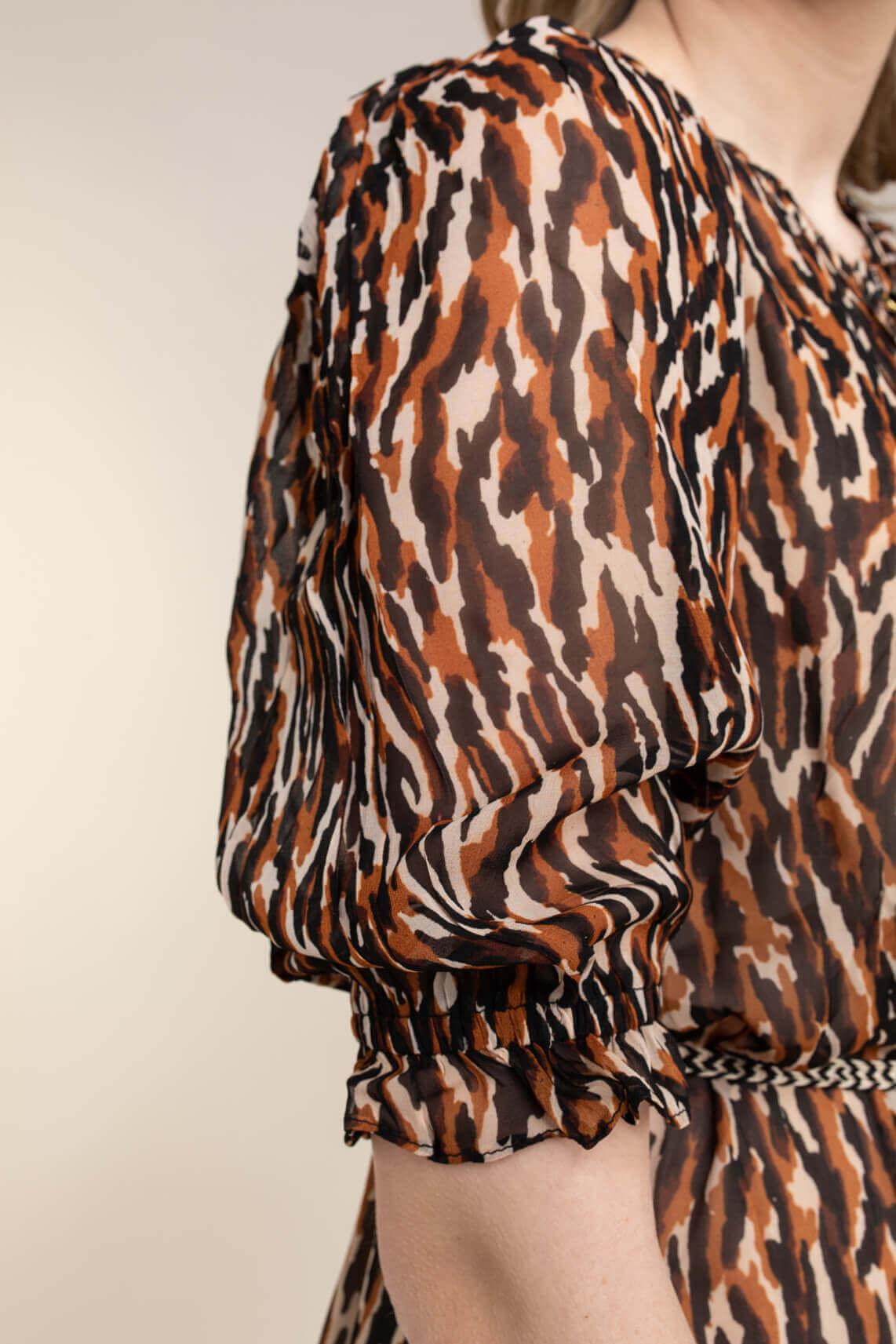 Moliin Copenhagen Dames Jasimine jurk Zwart