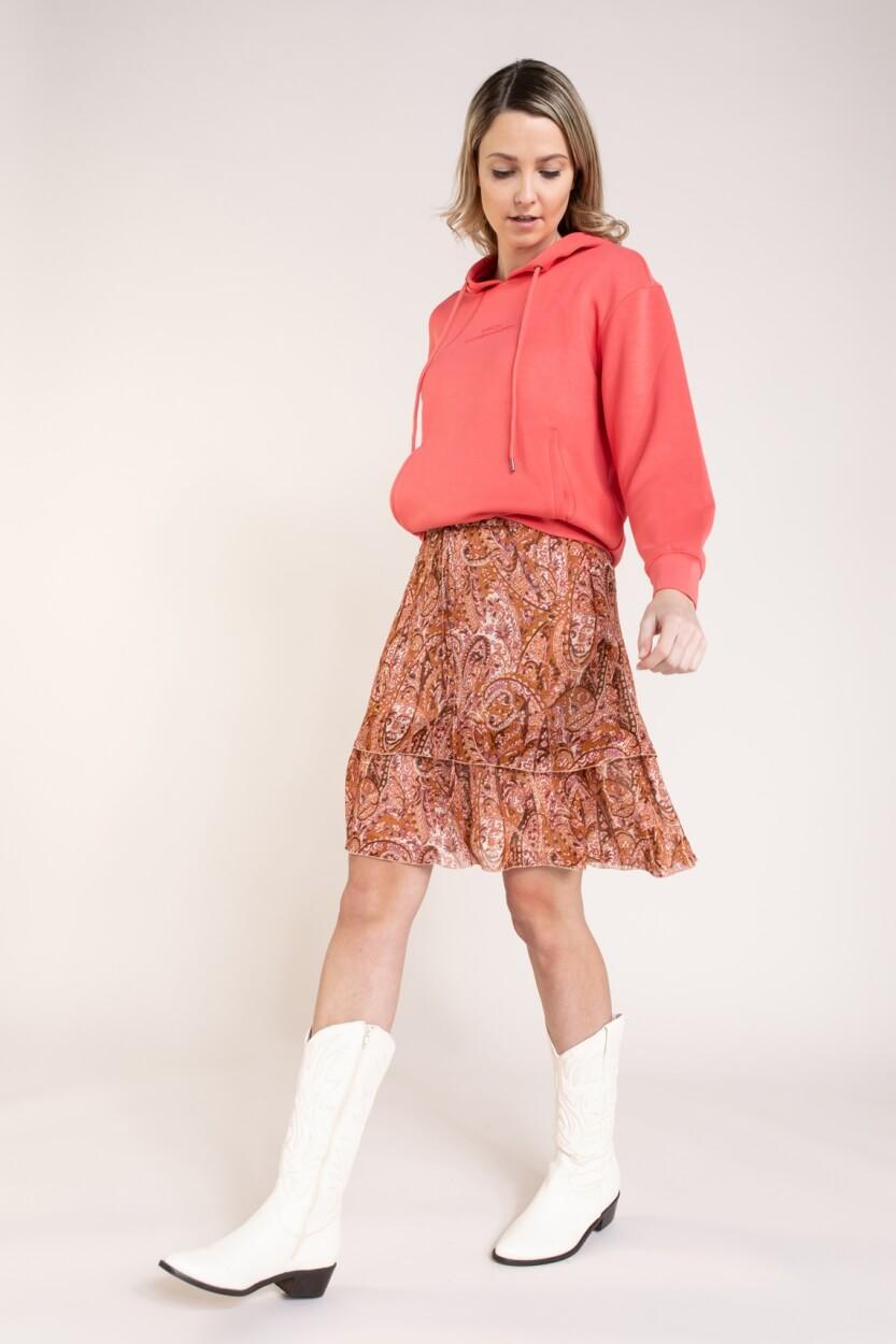 Moss Copenhagen Dames Ima sweater Roze