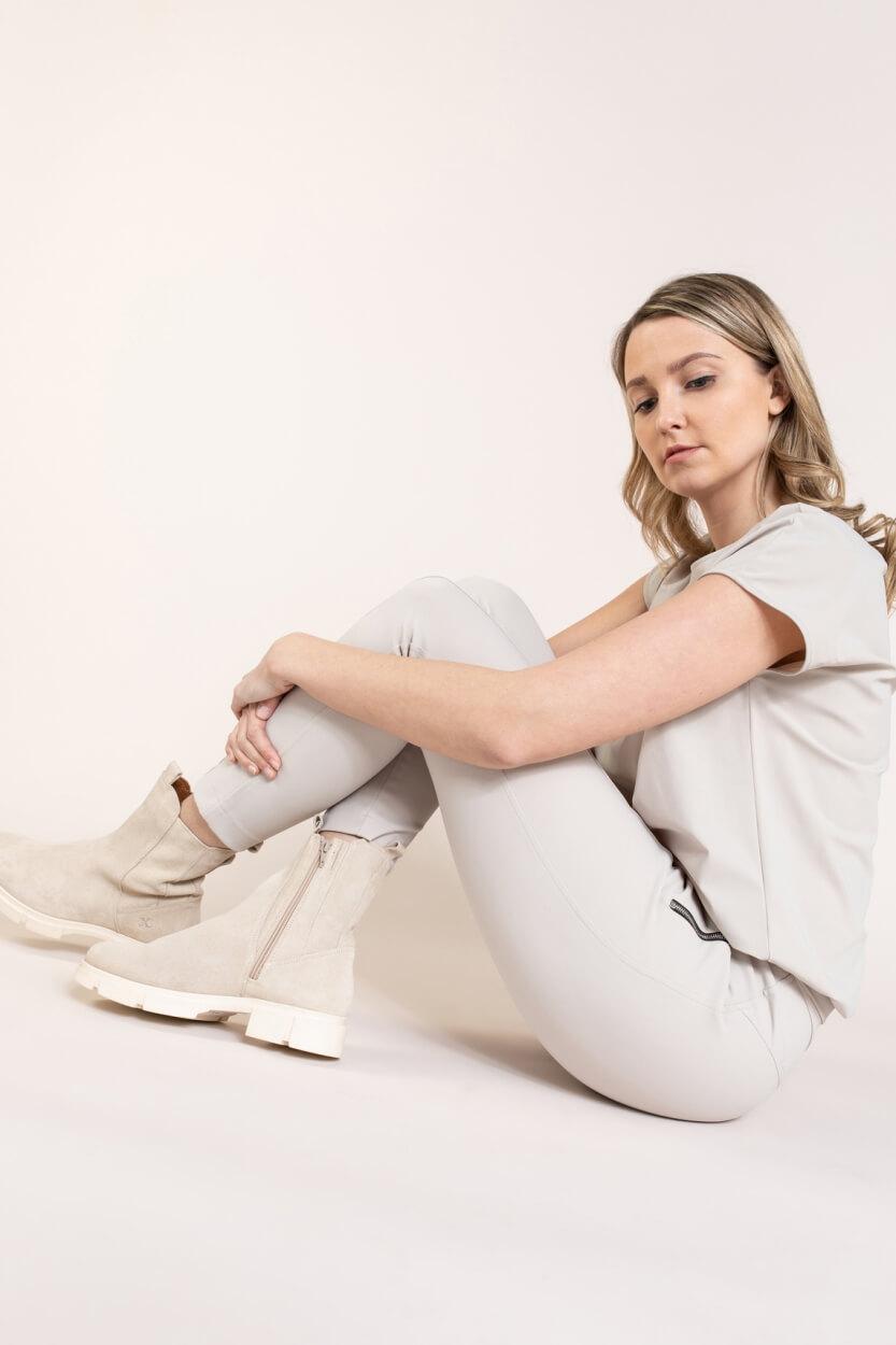 Jane Lushka Dames Kaya jogpantalon Wit