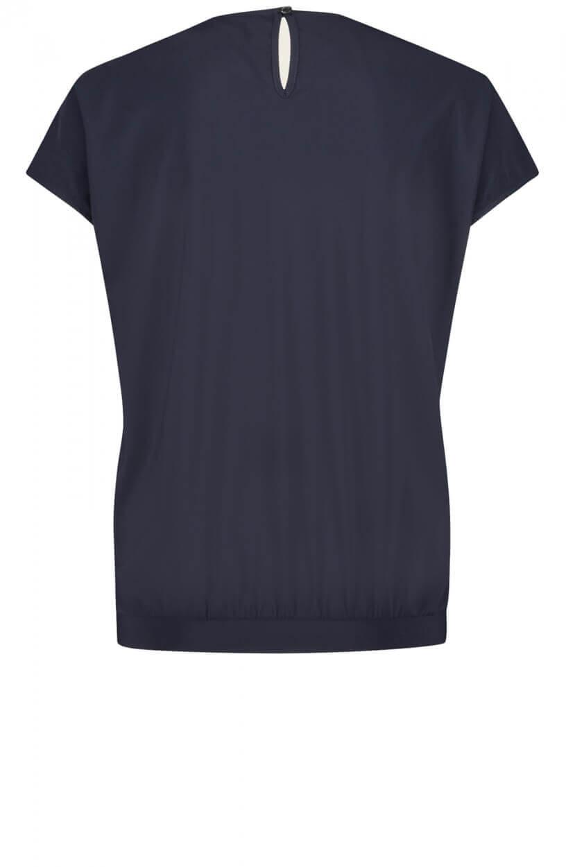 Jane Lushka Dames Lili shirt Blauw
