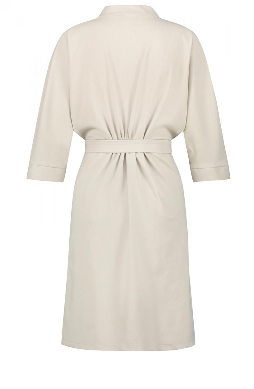 Jane Lushka Dames Dakota jurk Wit