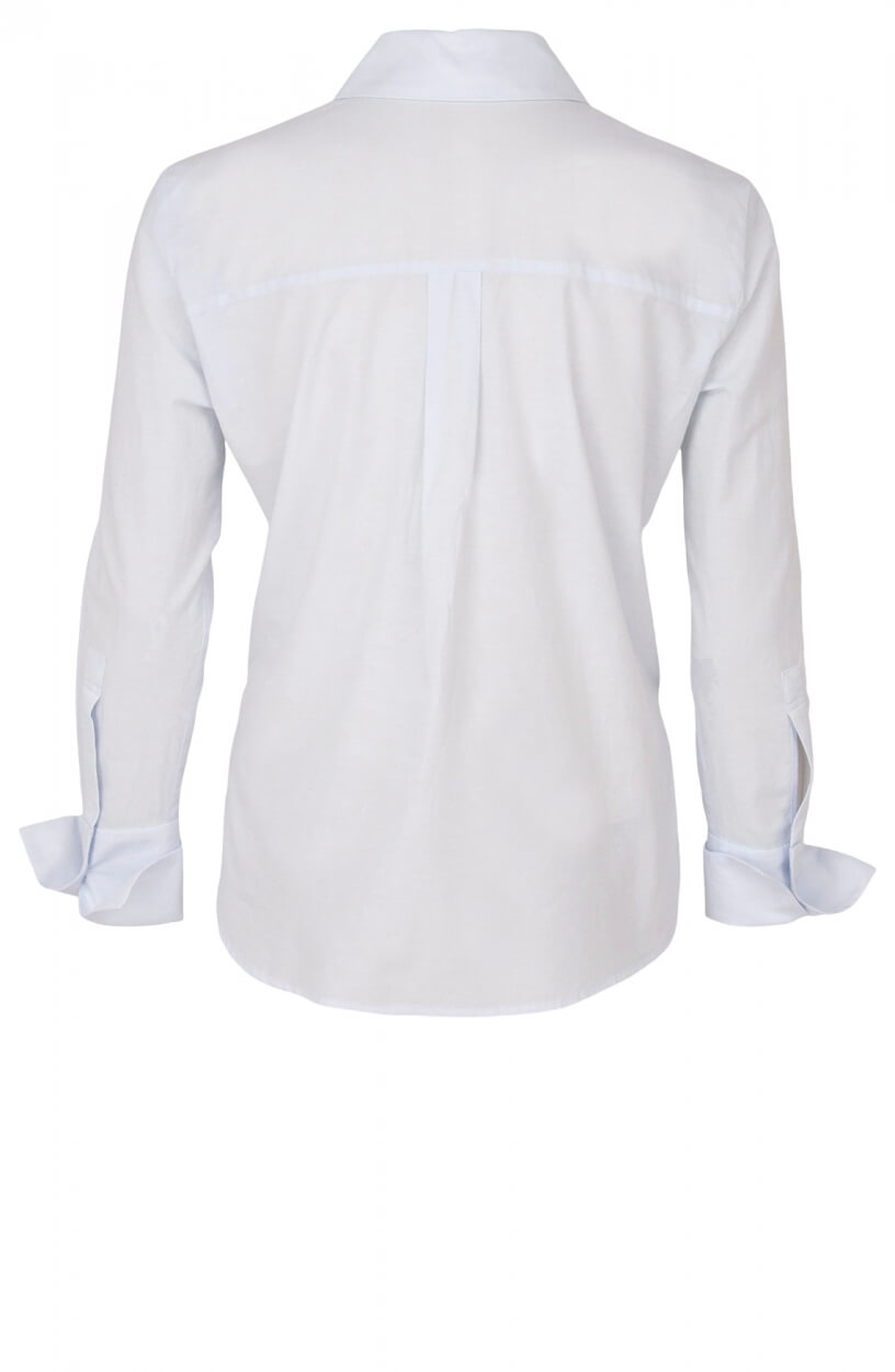 Drykorn Dames Birsa blouse Blauw