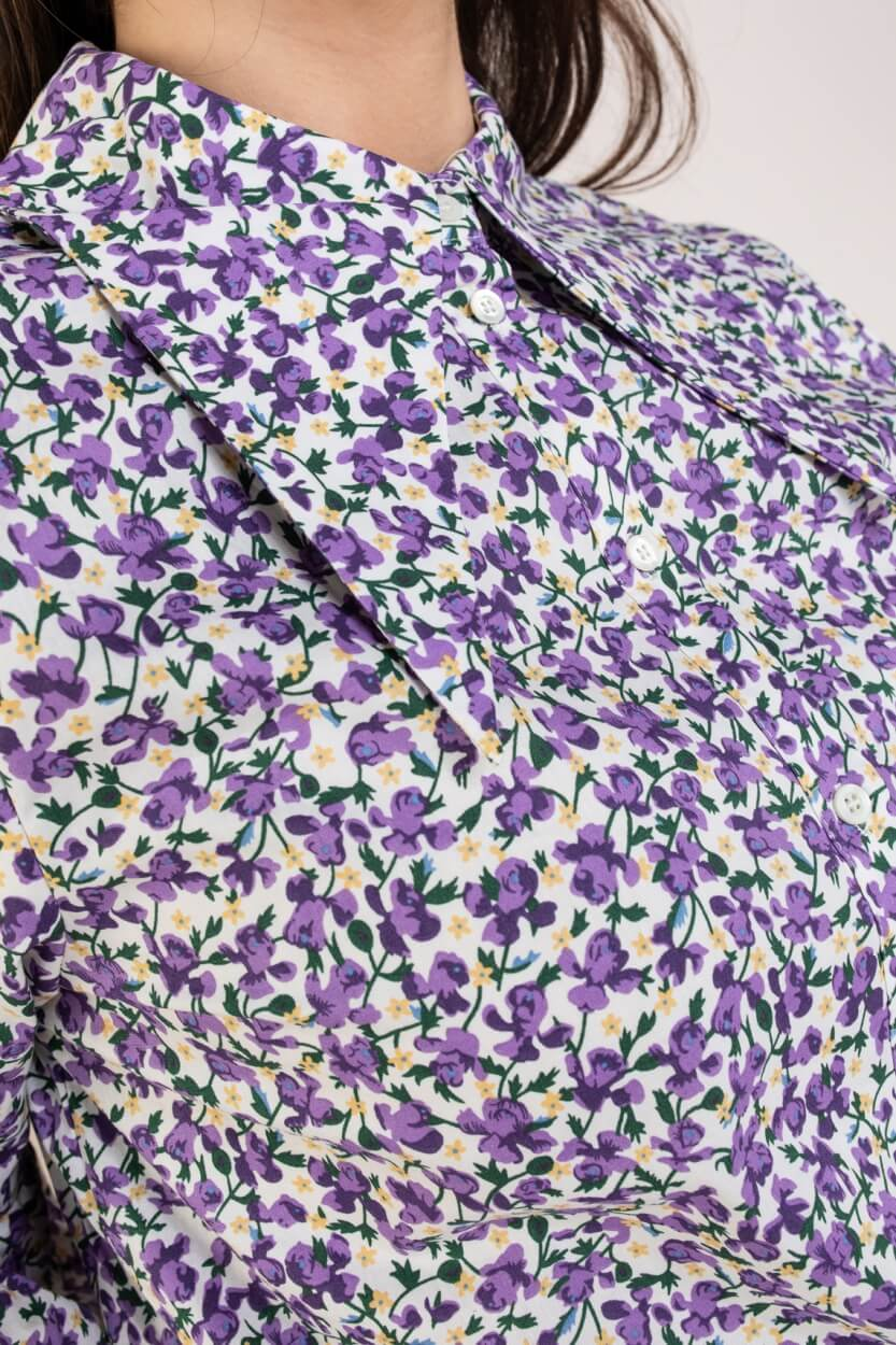 Nümph Dames Calder blouse Paars