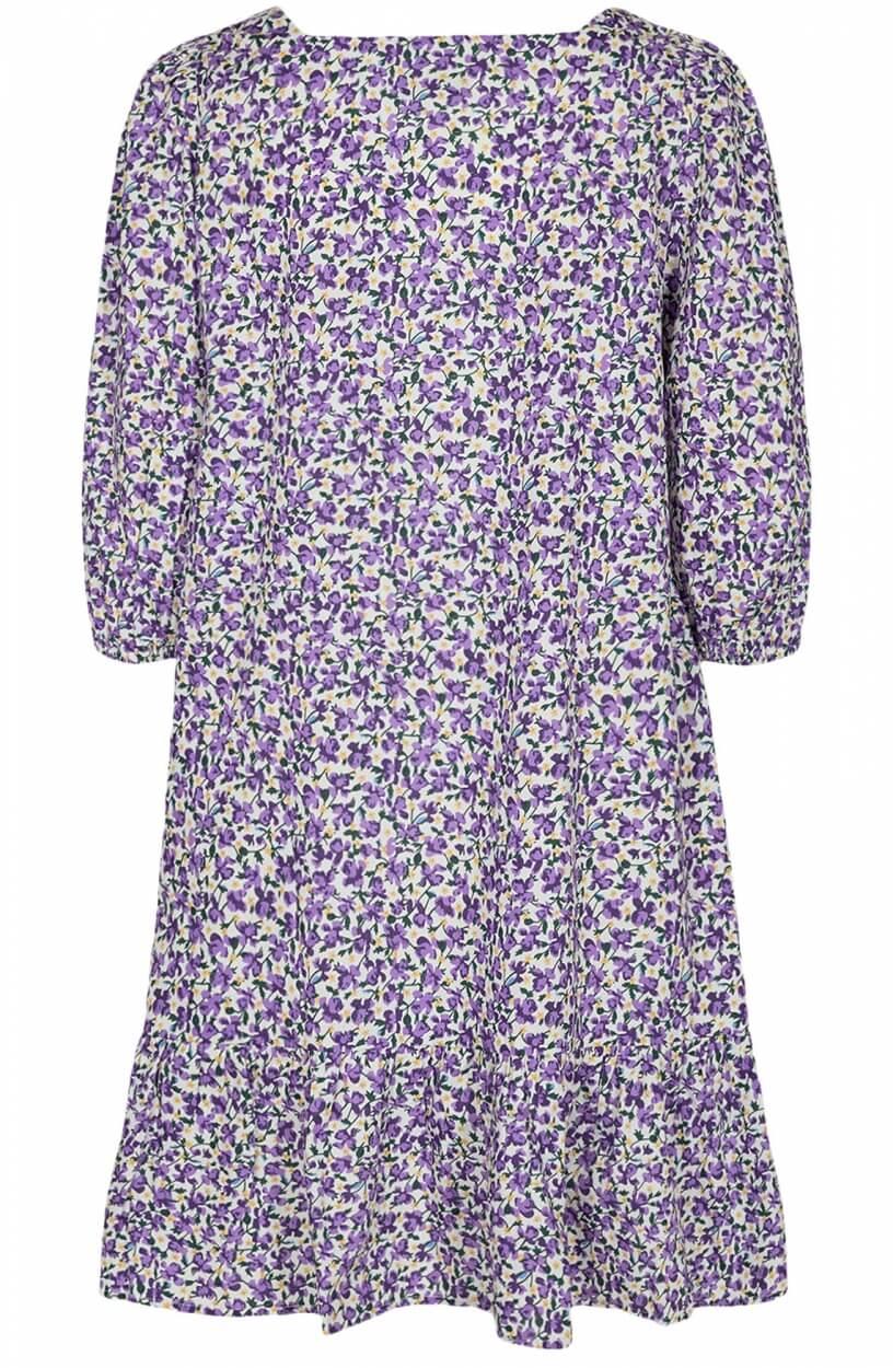 Nümph Dames Calder jurk Paars
