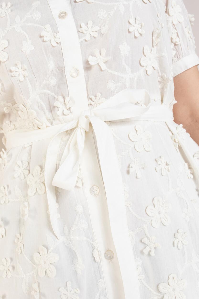 Fabienne Chapot Dames Girlfriend jurk Wit