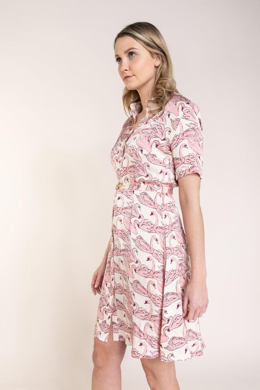 Fabienne Chapot Dames Mila jurk Roze