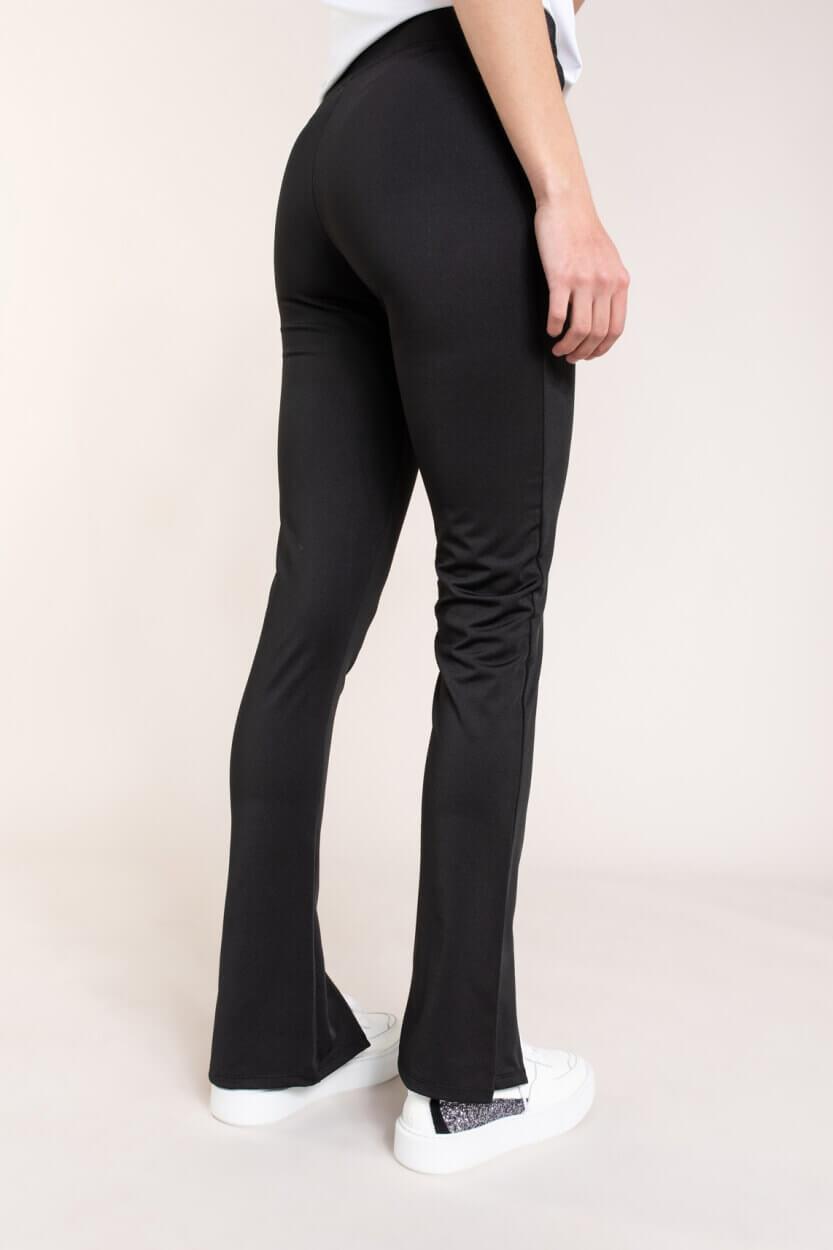 Levete Room Dames Nette broek Zwart