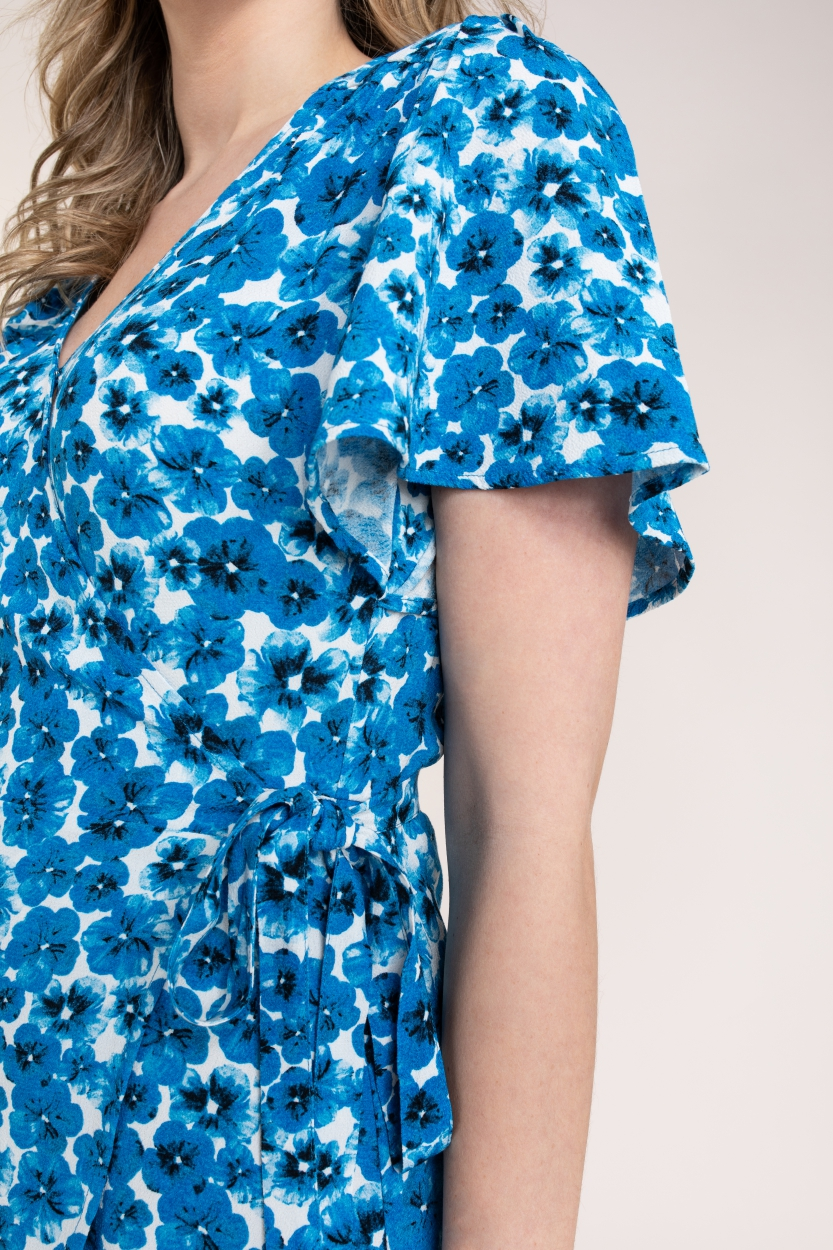 Fabienne Chapot Dames Archana jurk Blauw