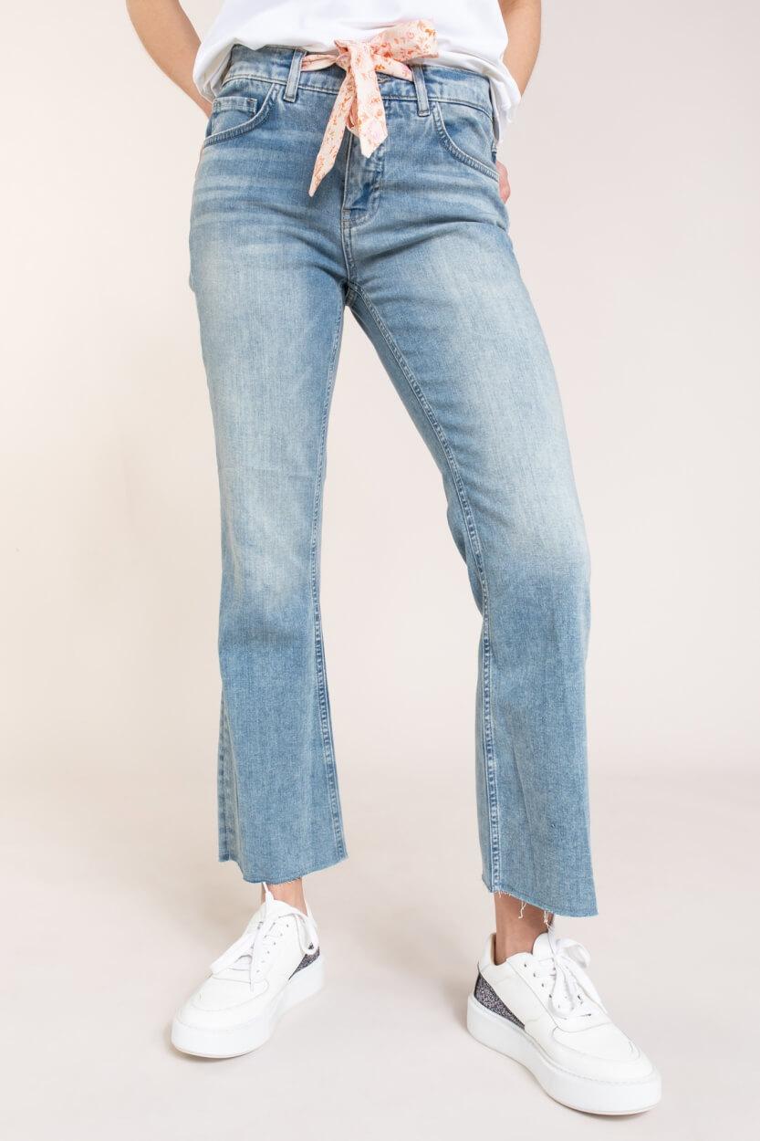 Mos Mosh Dames Simone swift jeans Blauw