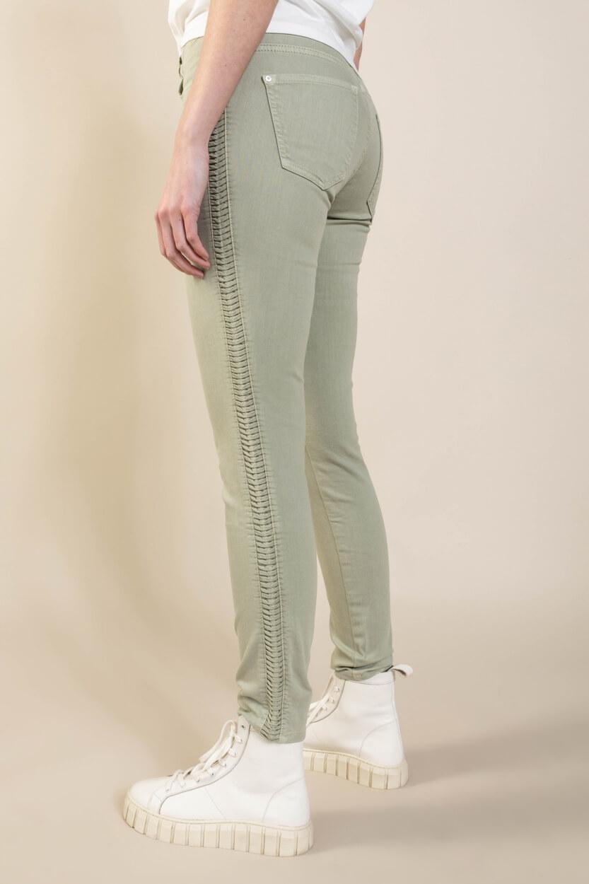 Rosner Dames L30 Antonia jeans Groen