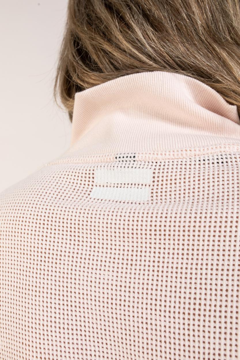 10 Days Dames Mesh sweater Roze