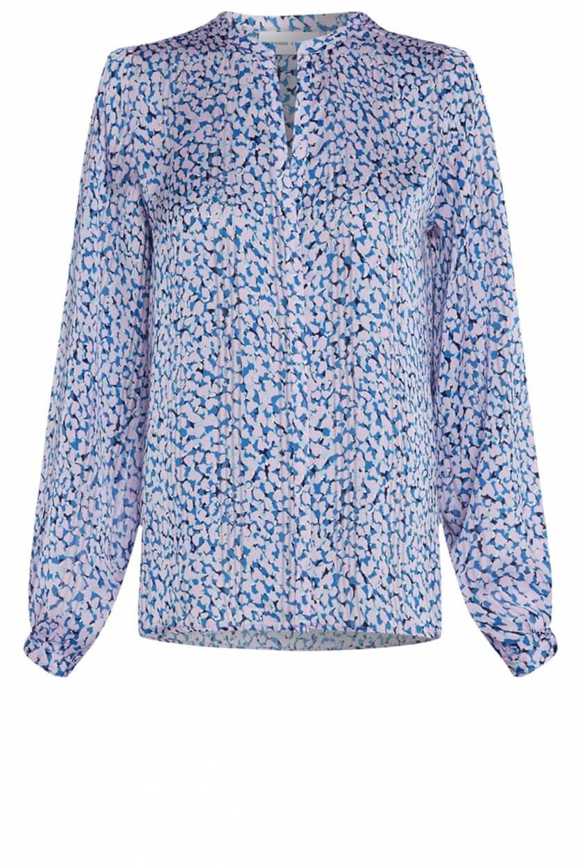Fabienne Chapot Dames Frida blouse Blauw