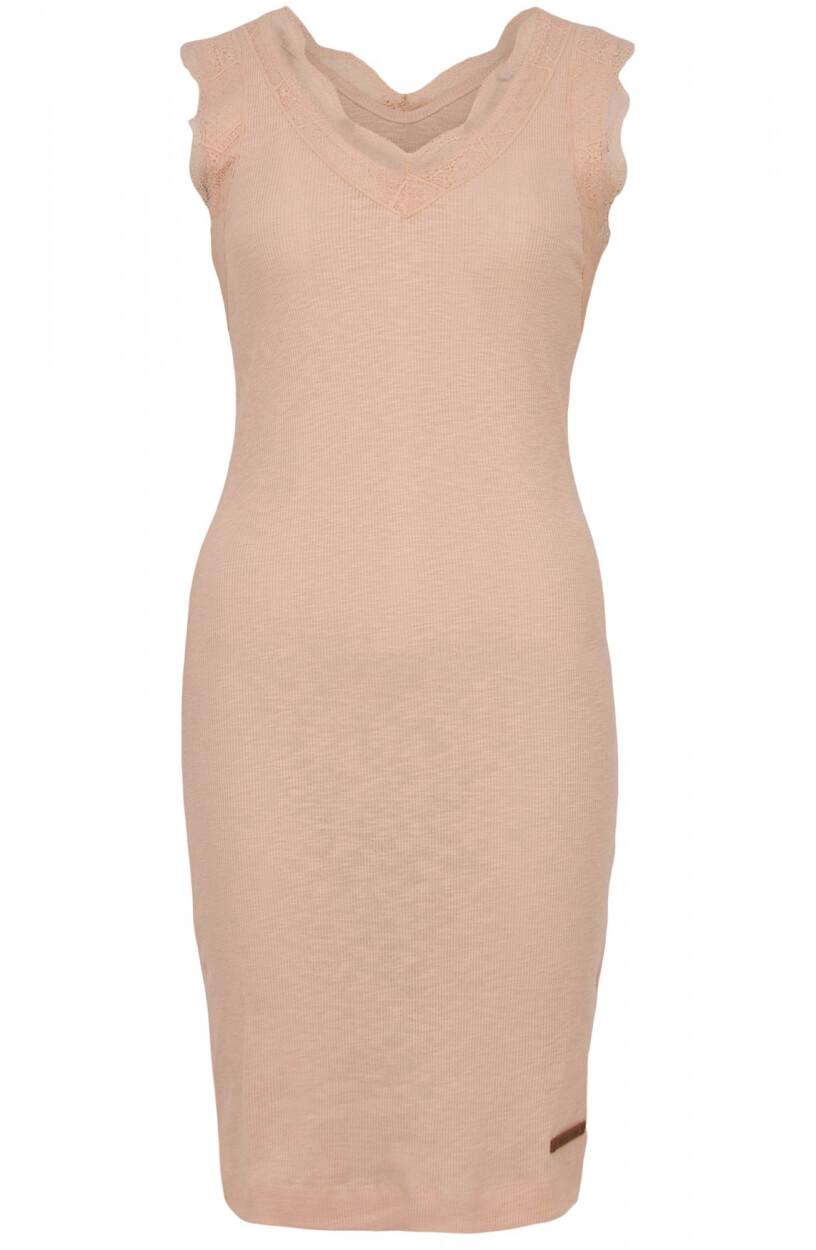 Moscow Dames Lace jurk Roze