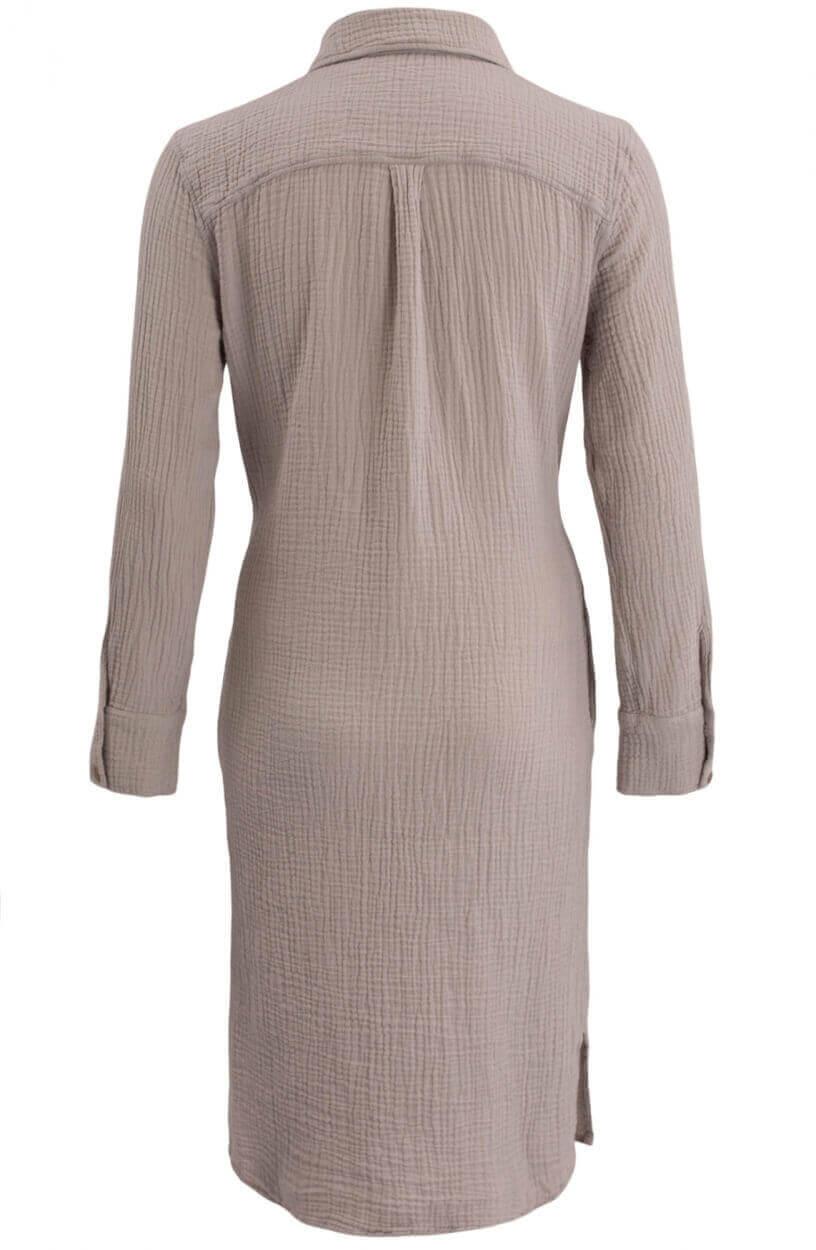 Moscow Dames Beloved jurk Wit