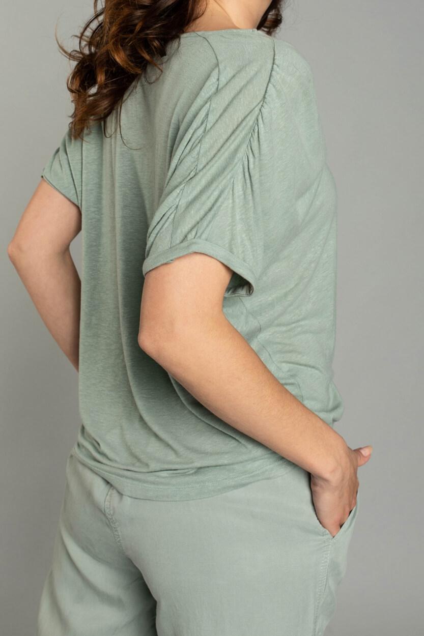 Moscow Dames Besty shirt Groen