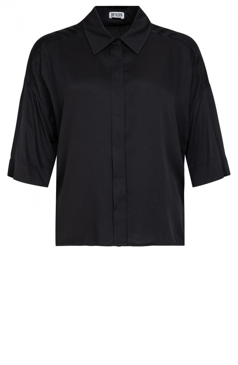 Drykorn Dames Therry blouse Zwart