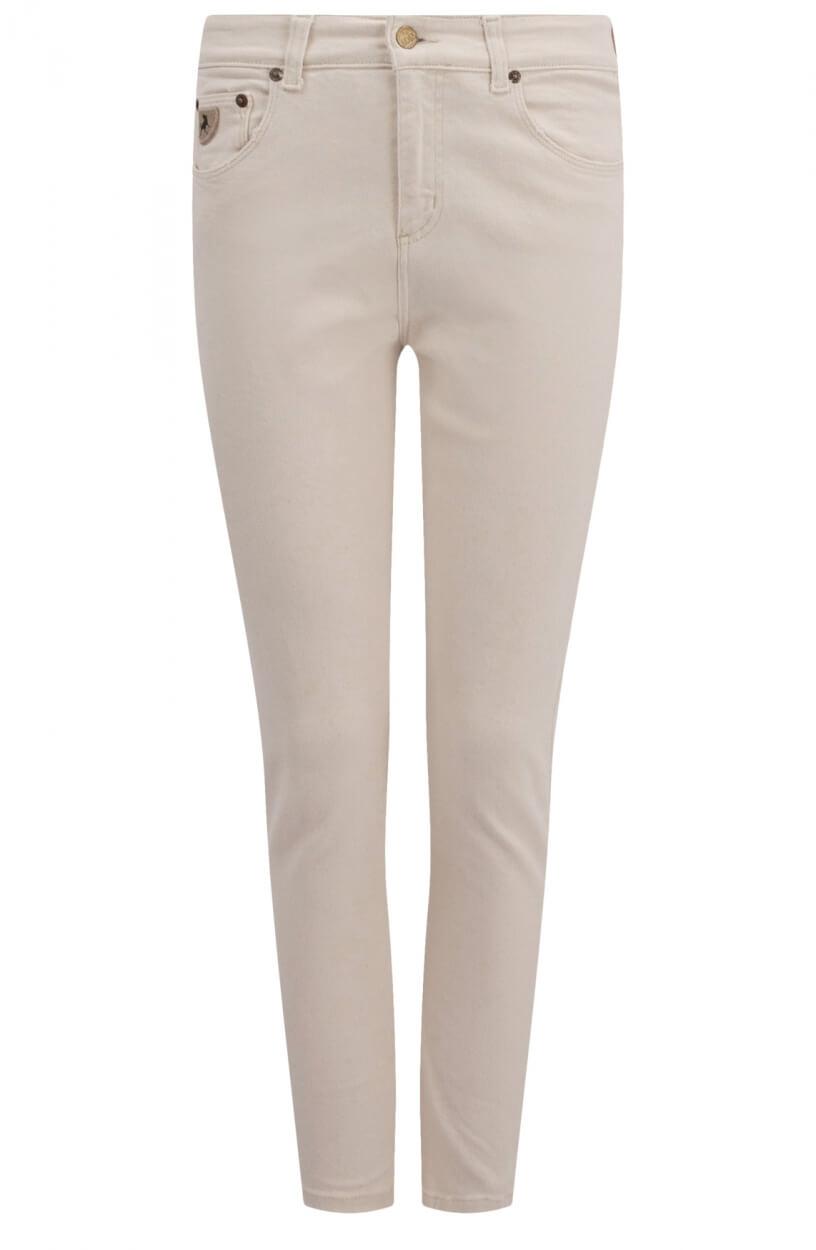 Lois Dames Celia jeans Wit