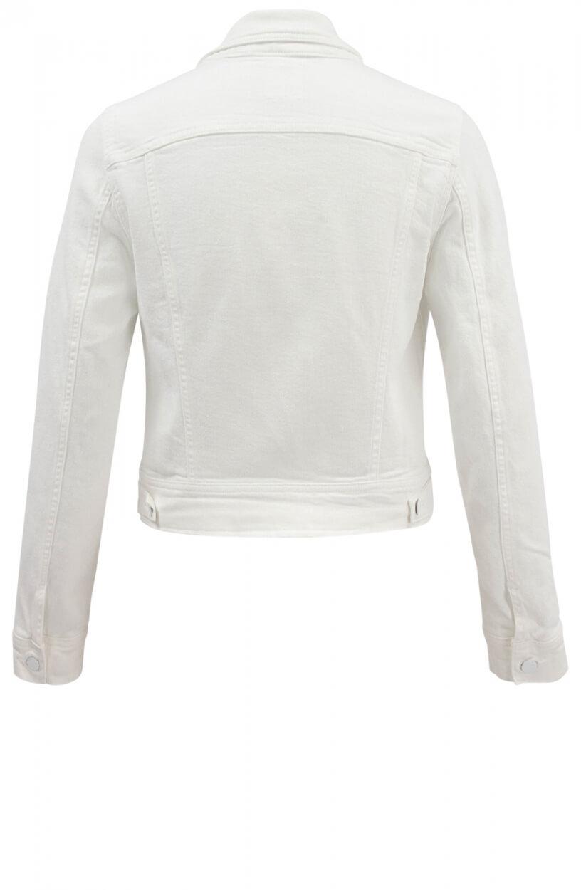 Lois Dames Torero spijkerjack Wit