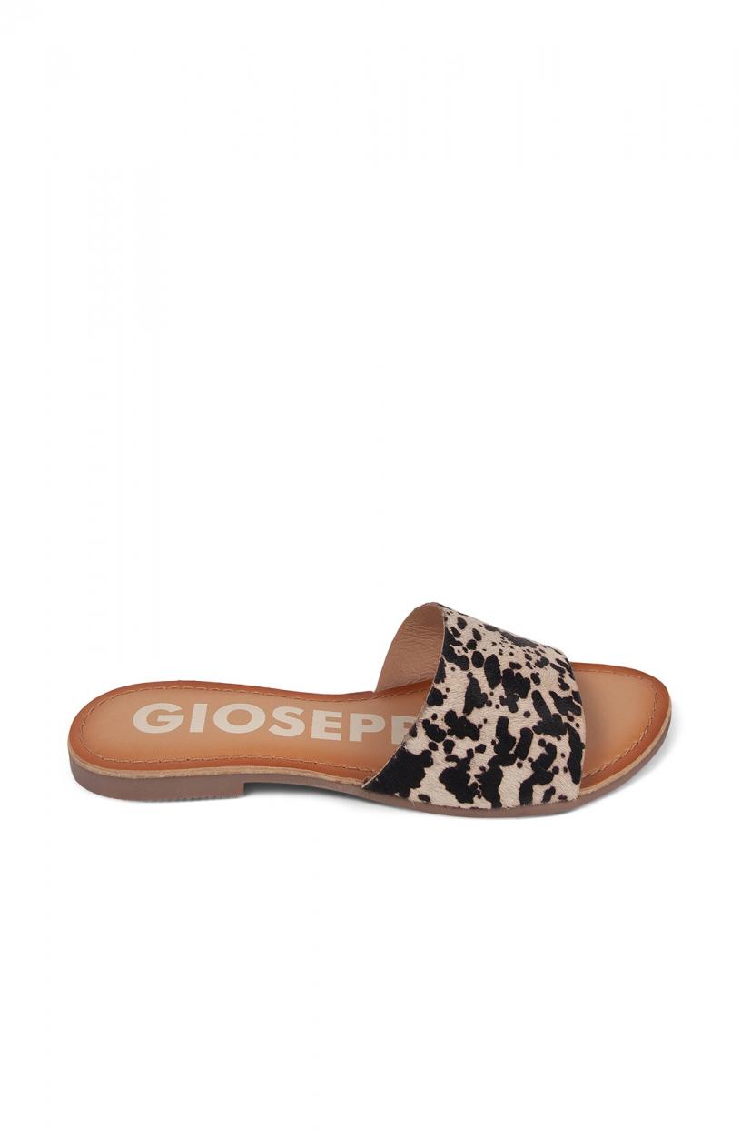 Gioseppo Dames Easton slipper Zwart