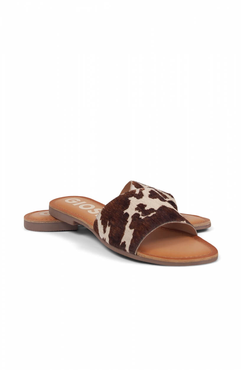 Gioseppo Dames Easton slipper Bruin