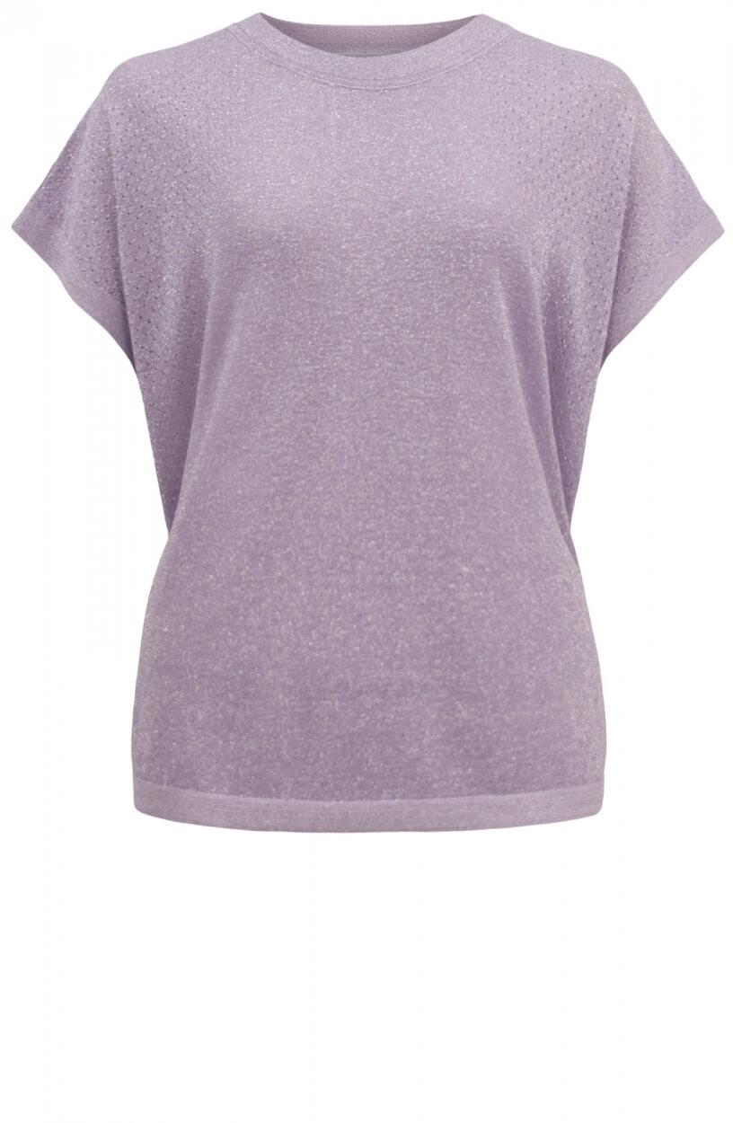 Nümph Dames Nucarlin shirt Paars