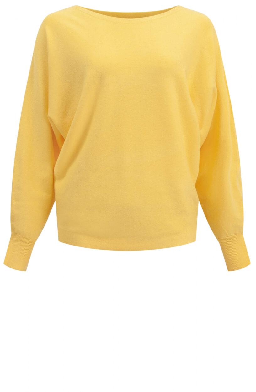 Nümph Dames Nudaya pullover Geel