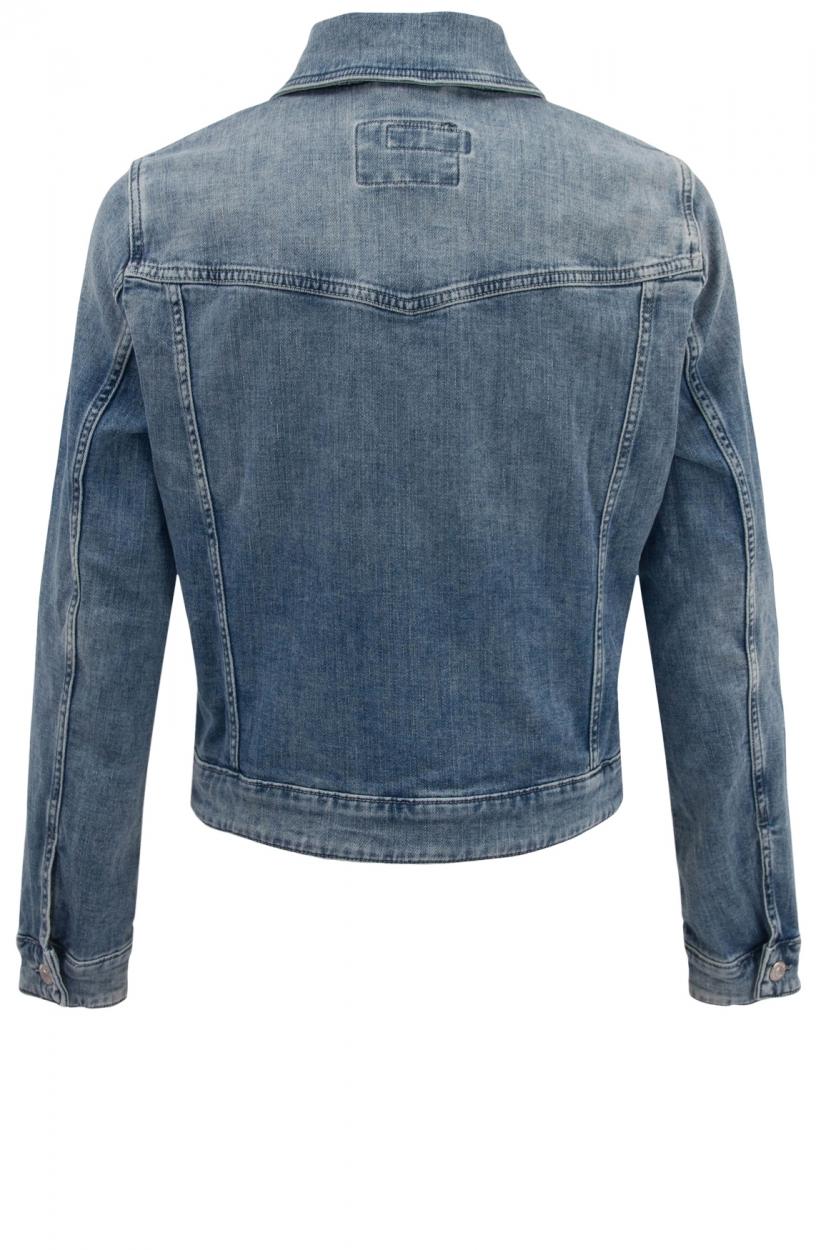 Drykorn Dames Somerton spijkerjack Blauw
