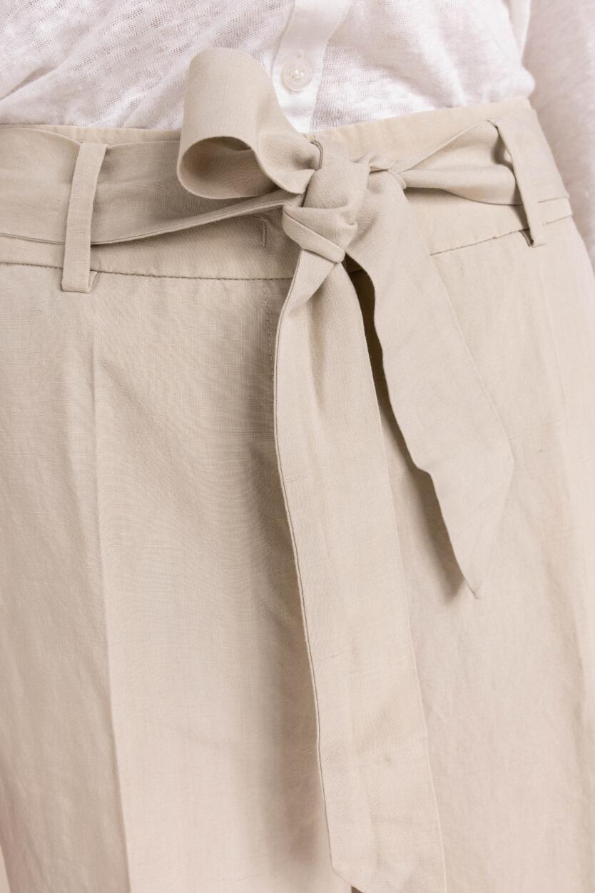 Cambio Dames Claire pantalon Bruin