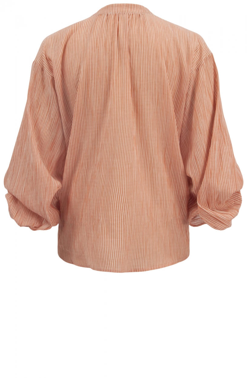 Co Couture Dames Celina blouse Paars