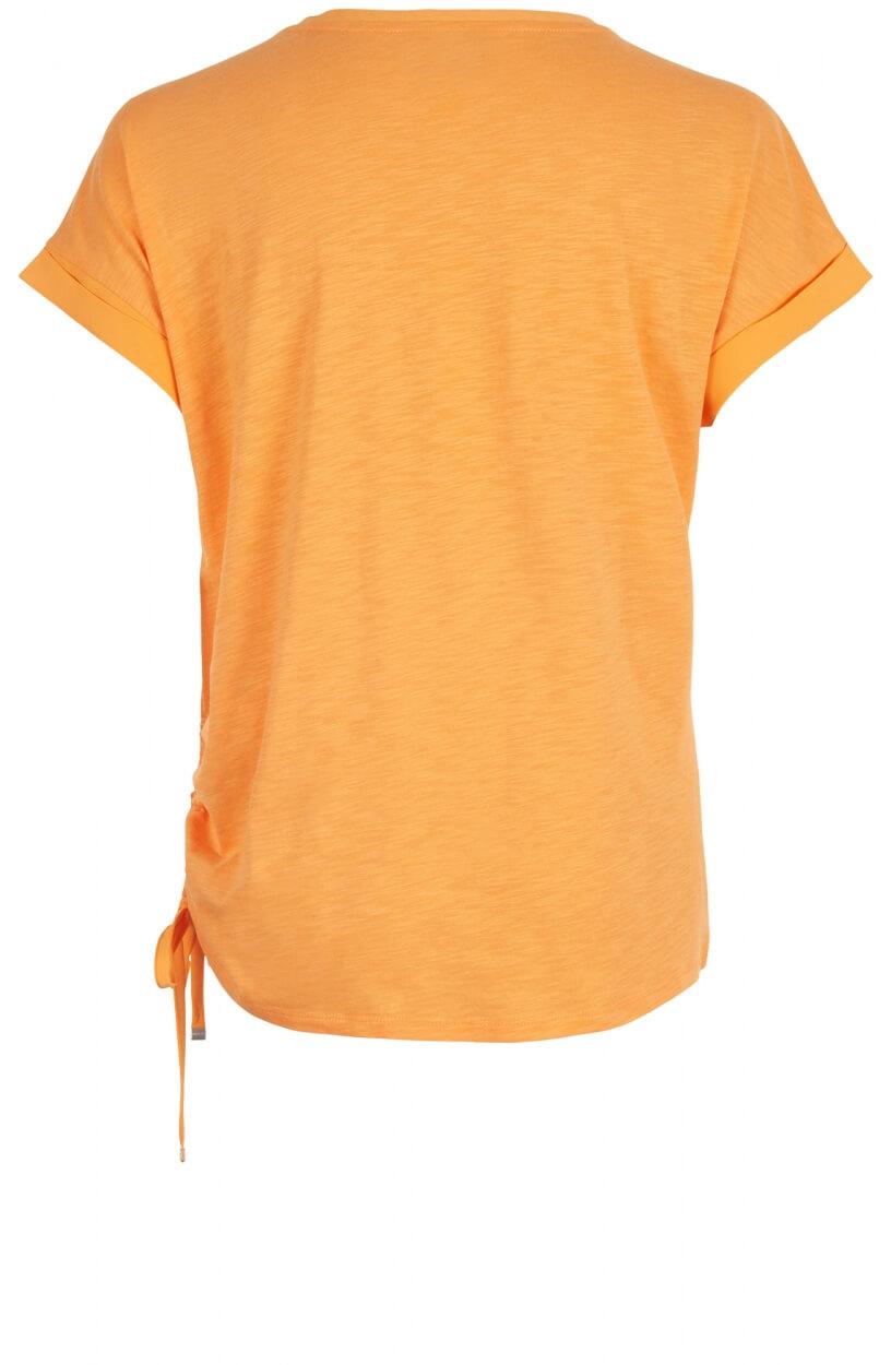 Monari Dames Shirt met zakje Oranje