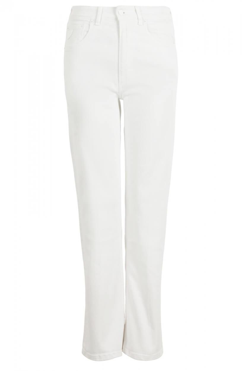 Lois Dames River jeans Wit